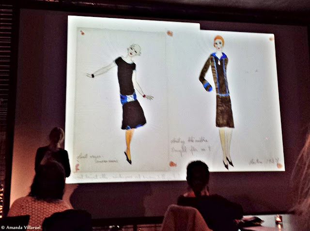 Seminar about re-design of clothes in Oslo