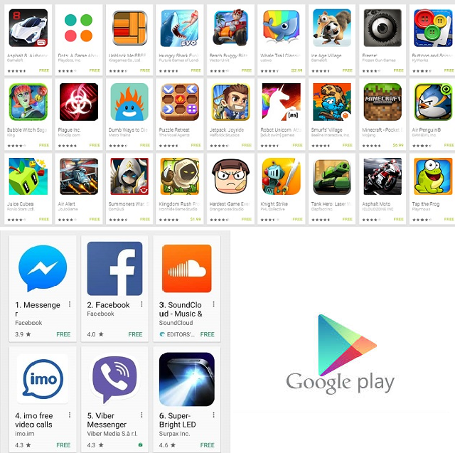 Google unveils new Android Excellence apps and games collection Spring 2018