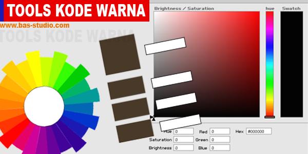 Tools Kode Warna