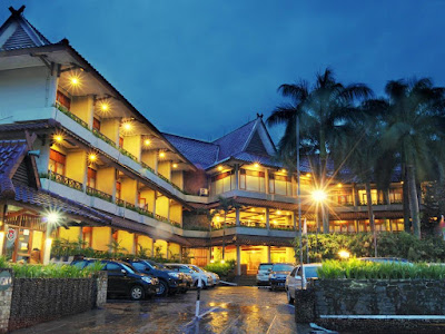 Info Penginapan Hotel Tirtagangnga Cipanas Garut