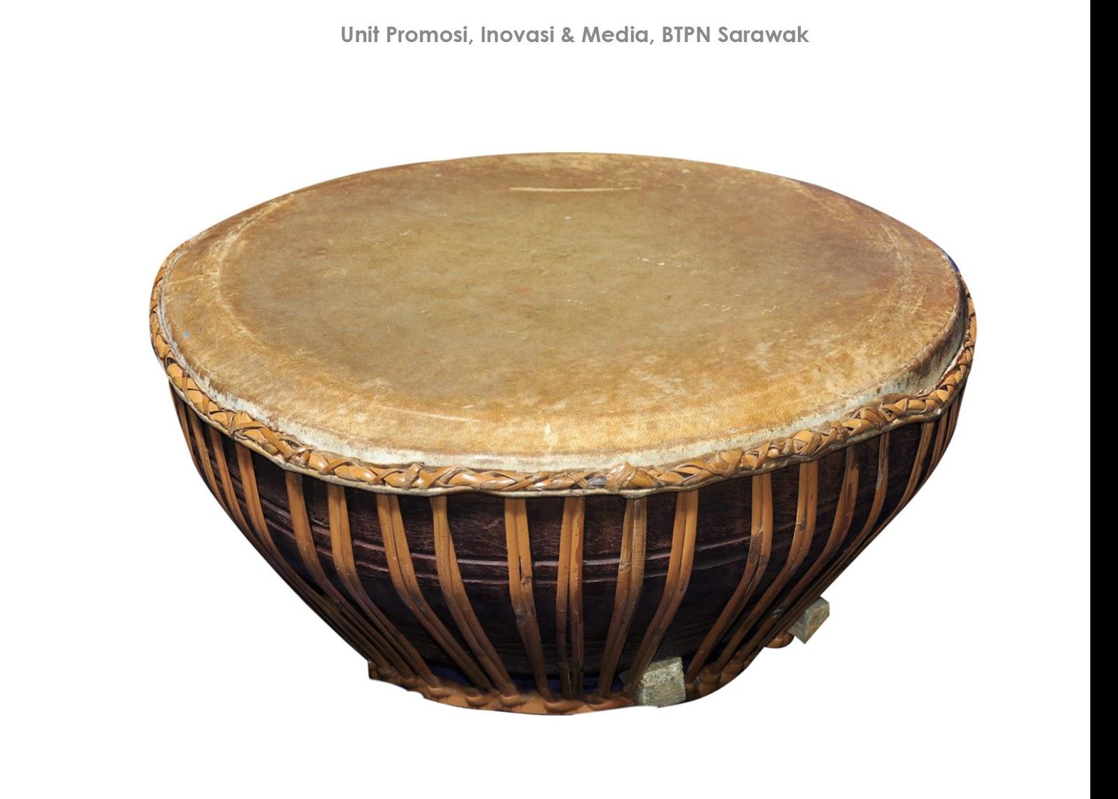 Unit Promosi Inovasi Dan Media Alat Muzik Tradisional Sarawak