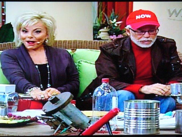 The Jim Bakker Foodbucket Fanpage March 2012