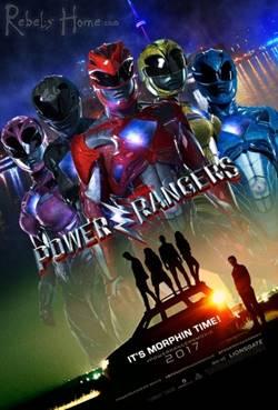 Power Rangers (2017) HD-CAM 720p
