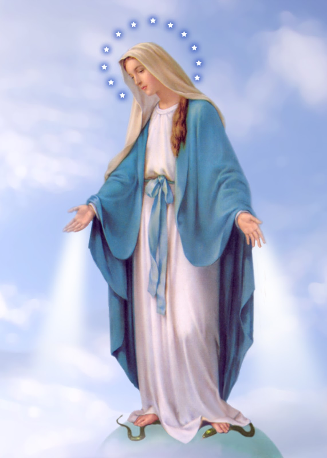 Cosas De Reli Colores En Los Mantos De La Virgen