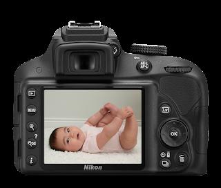 Nikon D3300 Appareil photo numérique Reflex