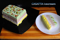 Cassata Ice cream recipe