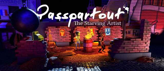 Passpartout The Starving Artist Apk indir Android Oyun