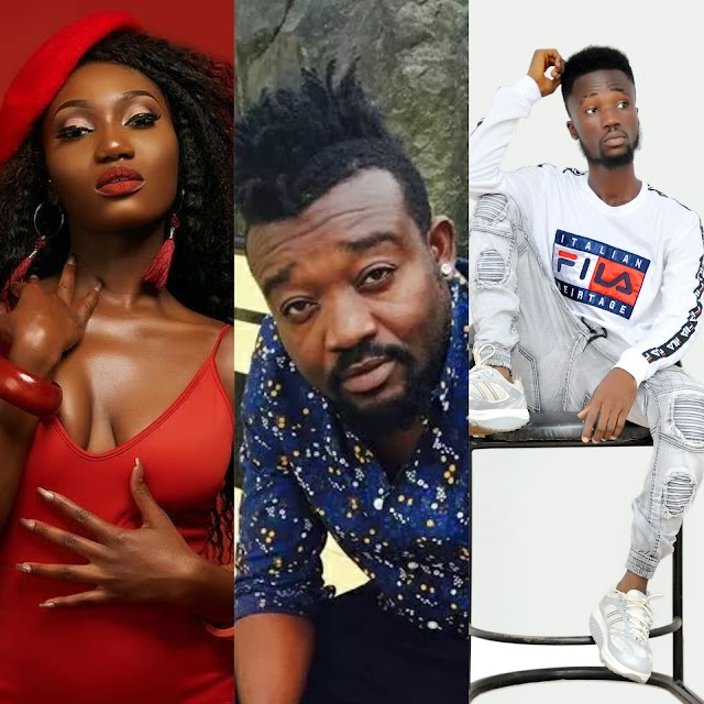 ENTERTAINMENT NEWS Bullet Signs Female Artistes And Use Them As Sex Slaves-Ikonz