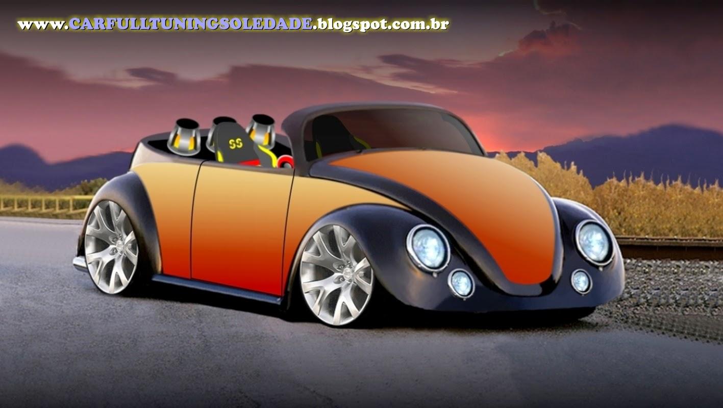 2015 Toyota Celica >> car full tuning soledade: Fusca spyder tuning