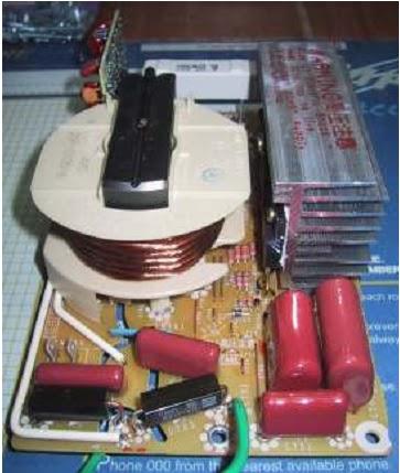 Panasonic Microwave Oven Inverter Hv Power Supply