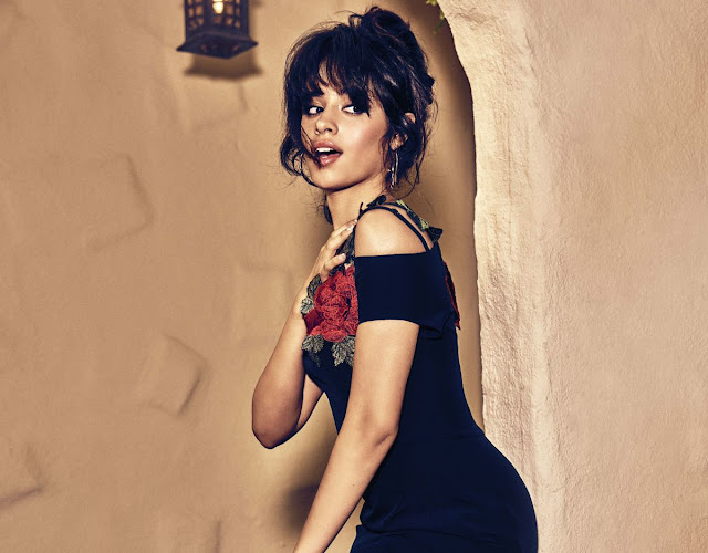 HD Photos of Camila Cabello Photo Shoot for Vogue Magazine, Italy December 2017