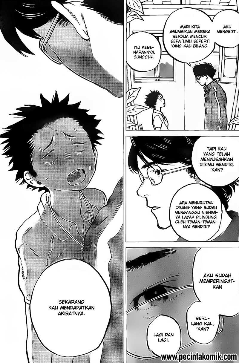 Koe no Katachi Chapter 04-9