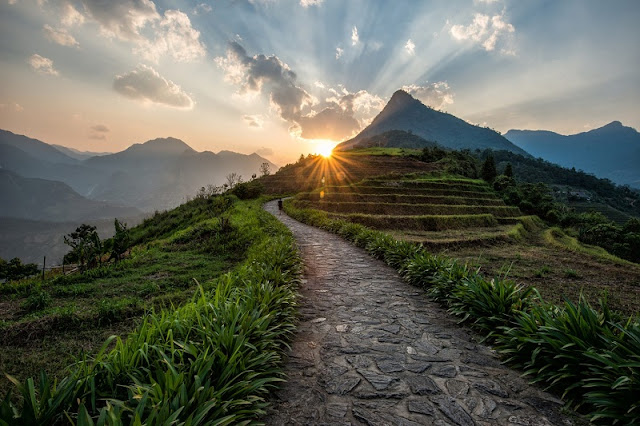 Sapa – Where we had a wonderful honeymoon 1