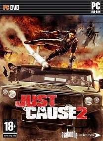 Download Just Cause 2 Complete PC Game Full Version