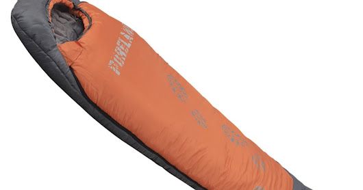 Pureland Track350 -12 C / 10 F Mummy Sleeping Bag