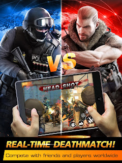 Free Download Point Blank Mobile MOD APK Update Versi Terbaru v1.2.0 For Android