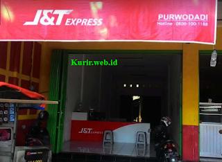 Alamat Agen J&T Express Di Grobogan