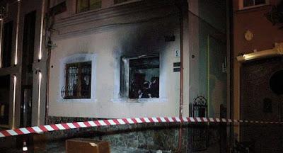 Поліція оголосила про розкриття нападів на Товариство угорської культури