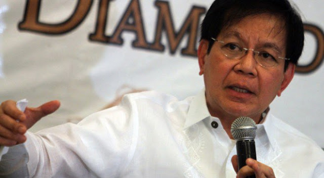 Sen Lacson Asks For The Real Change, Slams Duterte Administration For 'Double Standard'