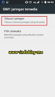 4G LTE XL dan Axis