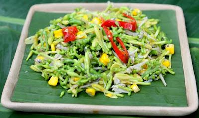 Resep Rahasia Mengurangi Pahit Pada Kuliner Bunga Pepaya Yang Menyehatkan