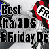 The Best PS Vita and Nintendo 3DS Black Friday Deals | 2015
