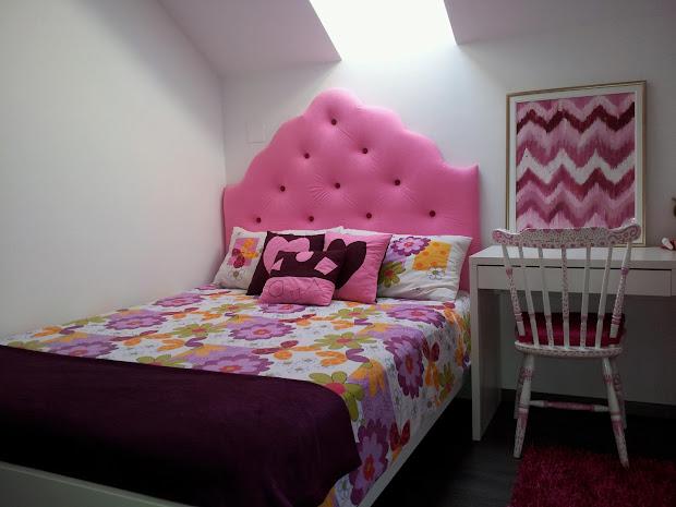 DIY Headboard for Teen Girl Bedroom Ideas