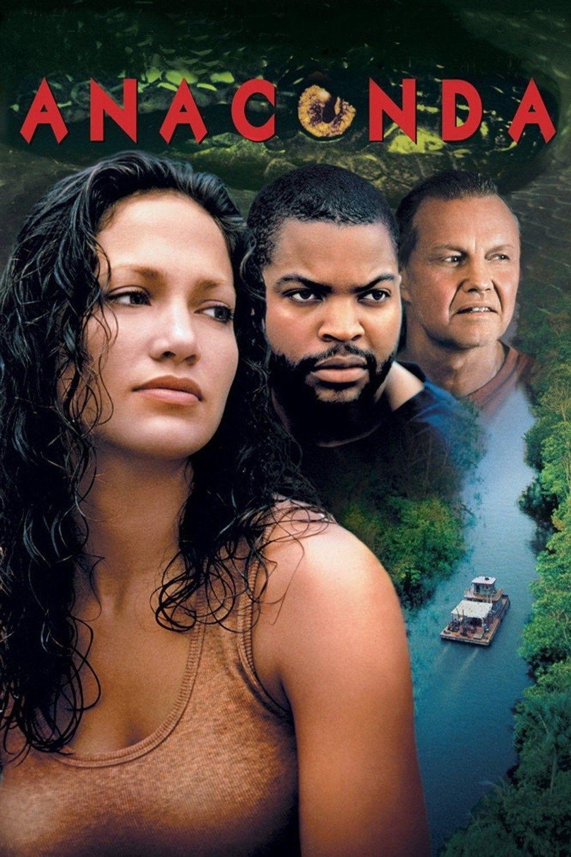 Anaconda [1997] [DVDR] [NTSC] [Latino]