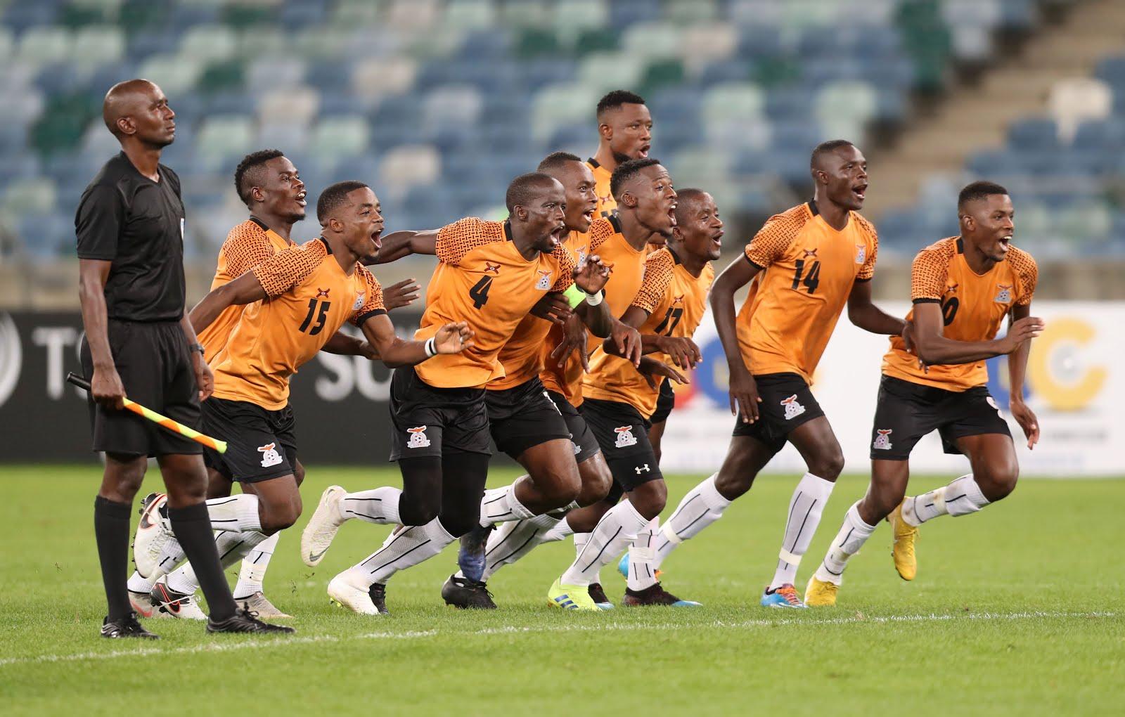 Zambia will meet Botswana