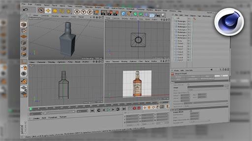 Spline Modeling Fundamentals in CINEMA 4D Udemy Coupon
