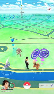 Pokémon CÓ: Canal Imperial de Aragón - Zaragoza.