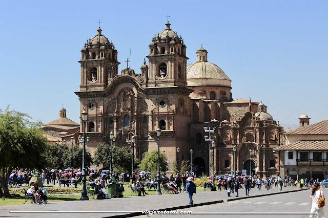 Perú - Plaza de armas de Cuzco
