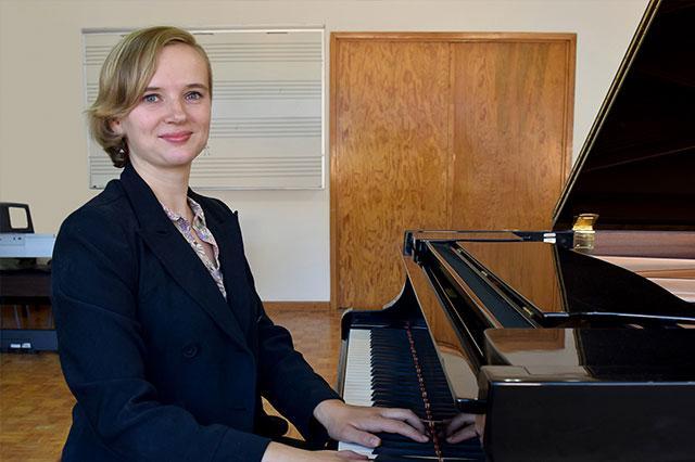 Estudiante de la UDLAP gana Concurso Nacional de Piano