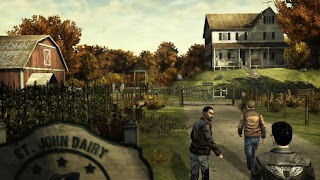 The walking dead game offlne android