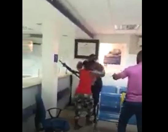 Video: Police officer brutally assaults nursing mother