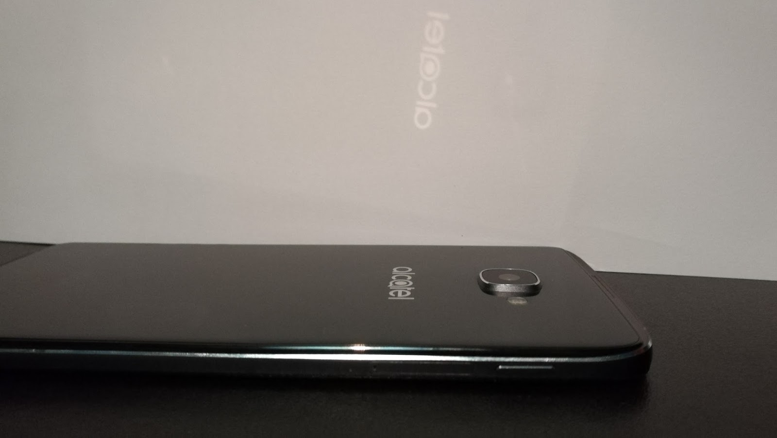Review Alcatel IDOL 4S