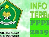 Inilah Jumlah dan Formasi Yang Diusulkan Kemenag Untuk Seleksi PPPK 2019