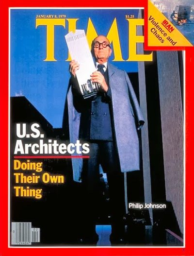 Edificio AT&T en Nueva York. Philip Johnson