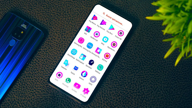 unicorn icon pack mejores iconos android