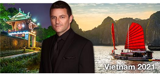 KIconcerts Vietnam 2021 Choir Festival with Jonathan Palant