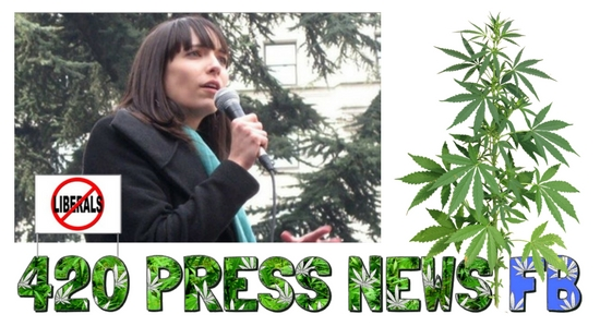 Jodie Emery Quits Liberals