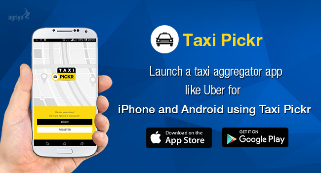Launch a taxi aggregator app like uber for iPhone and