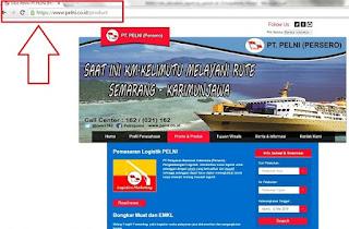 Cara Terbaru Membeli Tiket Kapal Laut Pelni Secara Online
