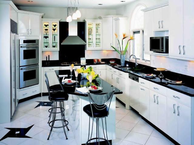 Simple contemporary black white kitchen designs Simple contemporary black white kitchen designs Simple 2Bcontemporary 2Bblack 2Bwhite 2Bkitchen 2Bdesigns685