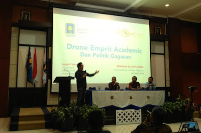 Drone Emprit Academic, Menjahit Kebersamaan Melalui Gagasan Data