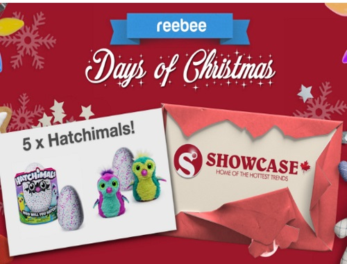 Reebee Hatchimals Giveaway
