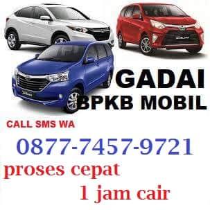 Gadai Bpkb Mobil di Jakarta Timur Langsung Cair