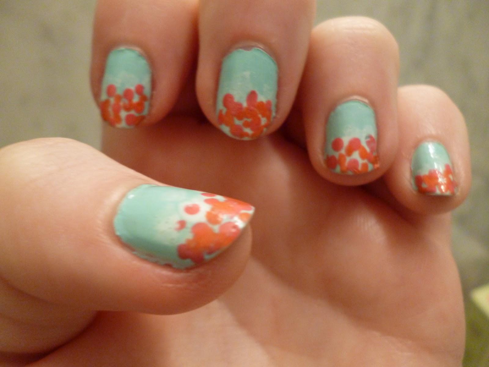 2013 Spring And Summer Nail Polish Trends 5 | Short ...