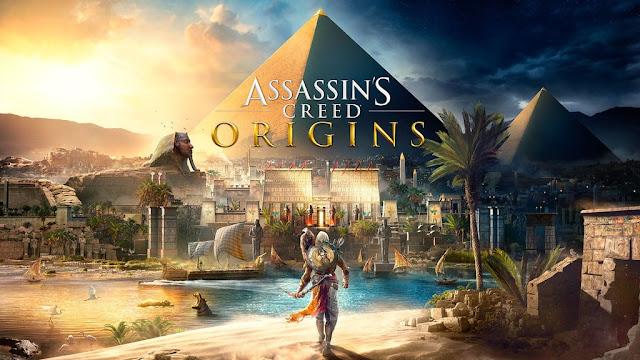 Acidentalmente Ubisoft lançou uma DLC de Assassin's Creed Origins  antes do previsto
