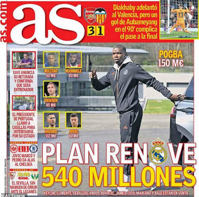 """Rung chuyển Real: """"Ông trùm"""" vung 540 triệu euro săn 5 """"siêu bom tấn"""" 2"""
